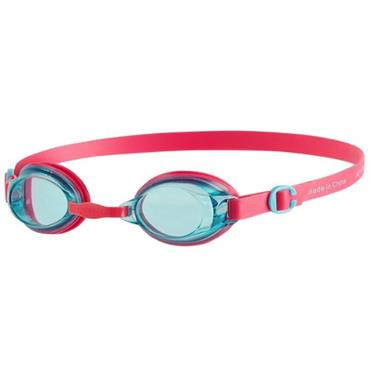 Speedo Jet Junior Googles - Pink/Blue