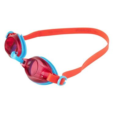 Speedo Jet Junior Googles - Red/Blue