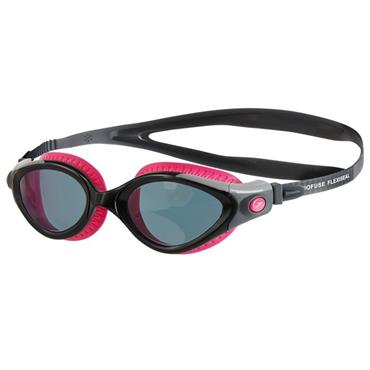 Speedo Womens Biofuse Flexiseal Googles - Black/Purple