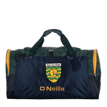 O'Neills Donegal GAA Denver Bag 22 Inch - Navy/Green