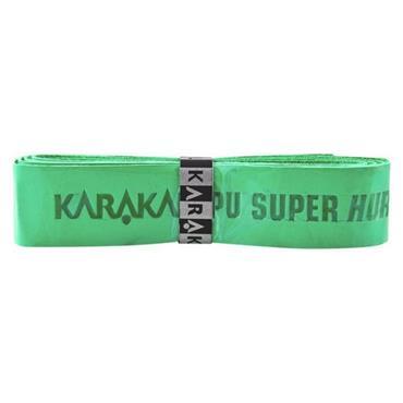 Karakal Coloured PU Super Grips - Green