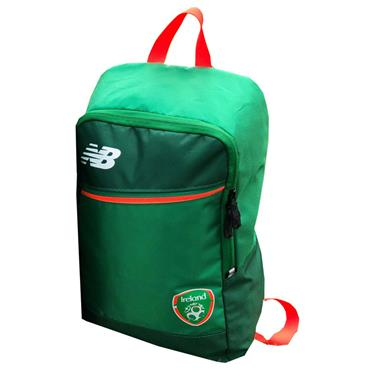 New Balance Ireland FAI Backpack - Green