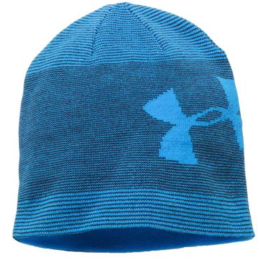 UNDER ARMOUR MENS BILLBOARD BEANIE BLUE - BLUE