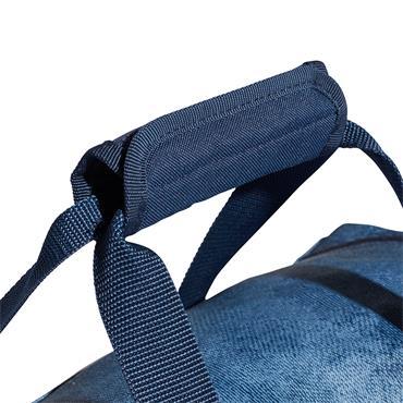ADIDAS LINEAR PERFORMANCE DUFFEL BAG - BLUE