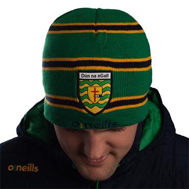 Donegal GAA Solar 81 Beanie Hat - Emerald