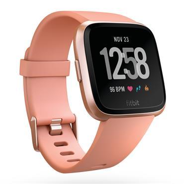 Fitbit Versa - Peach/Rose Gold