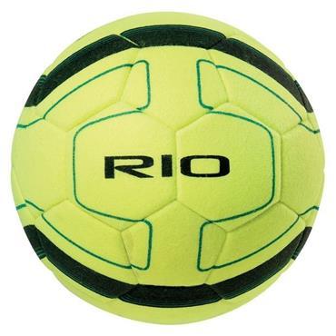 Precision Rio Indoor Football Size 5 - Yellow