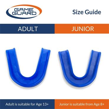 Sportech Junior Mouthguard - Silver