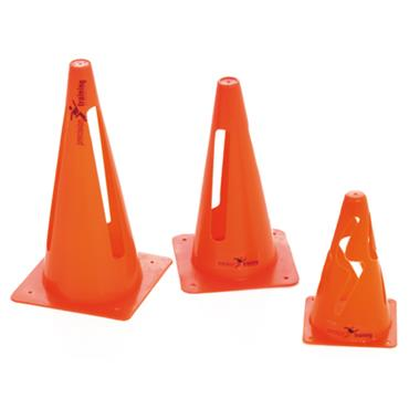 "Precision 9"" Collapsible Cones Set of 4 - Orange"
