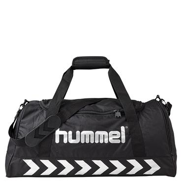 HUMMEL RAPHOE TOWNS GEAR BAG - BLACK