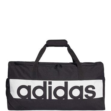 Adidas Linear Performance Duffle Bag - Black/White