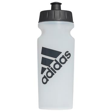 ADIDAS PERF WATER BOTTLE - CLEAR