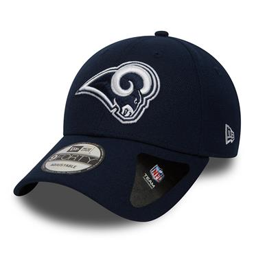 New Era Los Angeles Rams Baseball Cap - Navy/White
