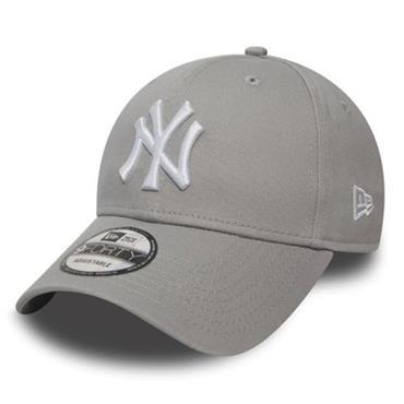 New Era New York Yankees 9Forty Cap - Grey