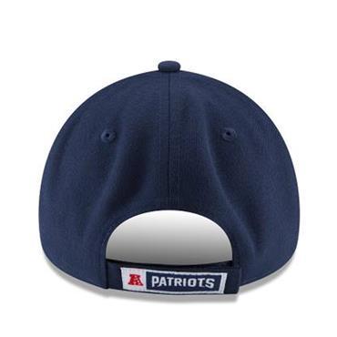 New Era New England Patriot Baseball Cap - Navy/White
