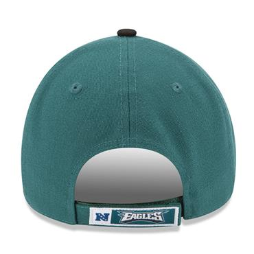 New Era Philadelphia Eagles Baseball Cap - Green/Black