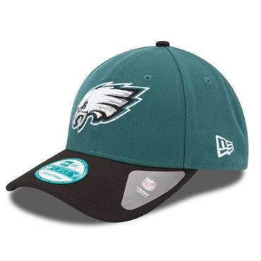 New Era Philadelphia Eagles Baseball Cap - Green/Black