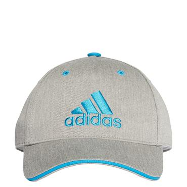 ADIDAS KIDS BASEBALL CAP - GREY