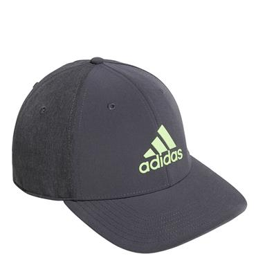 ADIDAS A STRETCH BASEBALL CAP - GREY