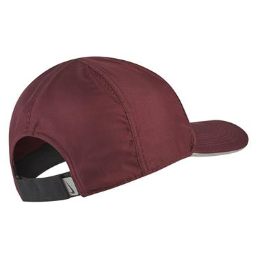 Nike Featherlight Cap - Burgandy