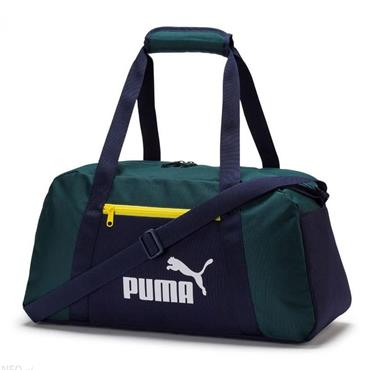 PUMA Phase Sports Bag - Green/Navy