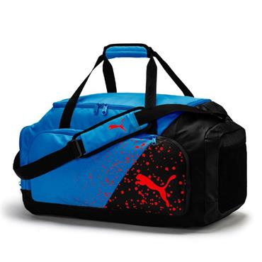 PUMA Liga Medium Bag - Blue/Red