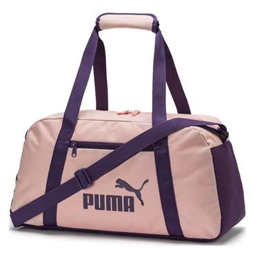 PUMA Phase Sports Bag - Pink/Purple