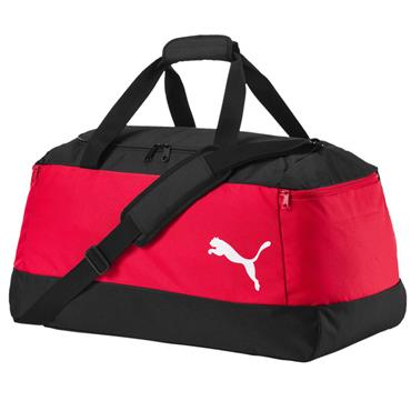 PUMA Pro Training II Medium Bag - Red/Black