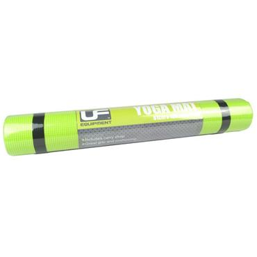 Ultimate Performance Yoga Mat 4mm - Lime Green