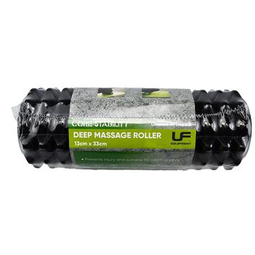 Ultimate Performance Deep Massage Roller - BLACK
