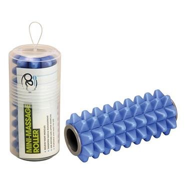 Fitness Mad Mini Massage Roller - BLUE