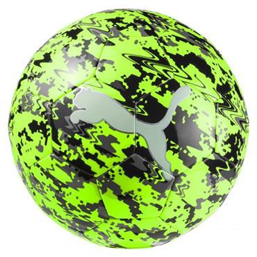 PUMA One Laser Football - Green/Black