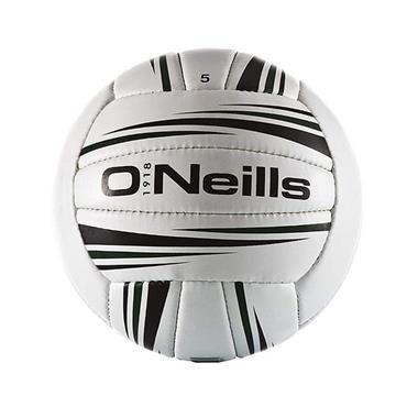 O'Neills Intercounty Football Size 5 - White