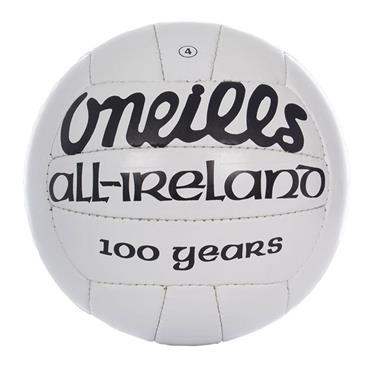 O'Neills All Ireland Matchball Size 4 - White