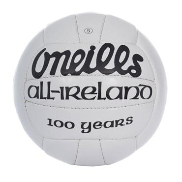 O'Neills All Ireland Matchball Size 5 - White
