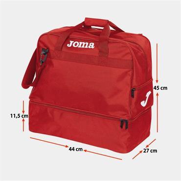 Joma Training Bag III (Medium) - Red