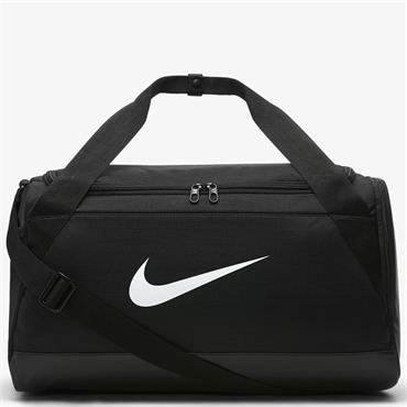 Nike Brasilia Small Training Duffle Bag - BLACK