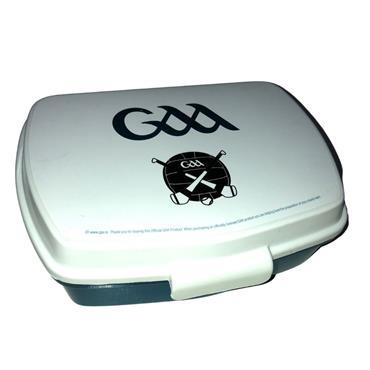 Official GAA Merchandise Official GAA Lunchbox - White/Blue