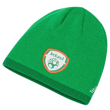 New Balance FAI Ireland Base Beanie - Green