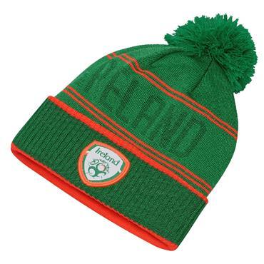 New Balance FAI Ireland Lifestyle Woolie Hat - Green