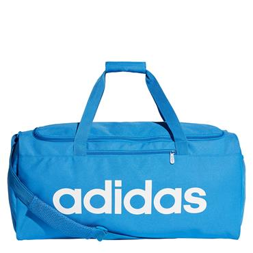 Adidas Linear Core Duffel Bag - Blue