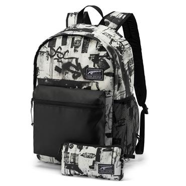 Puma Academy Backpack Set - Black/Grey