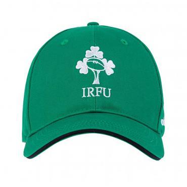 Canterbury Ireland Cotton Adjustable Cap - Green