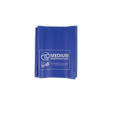Yoga Mad Resistance Band Medium 150cm x 1.5m - Blue