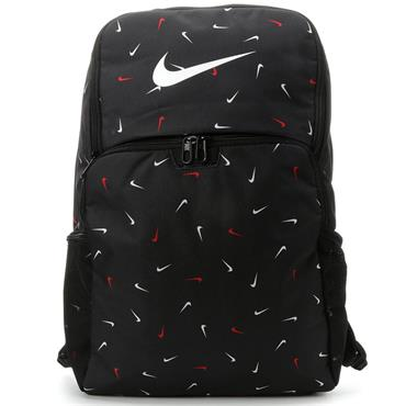 Nike Brasilia 30L Backpack - BLACK