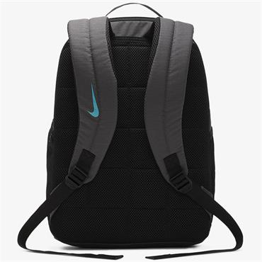 Nike Brasilia 18L Backpack - Grey
