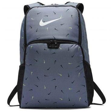 Nike Brasilia 30L Backpack - Grey