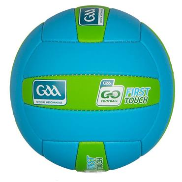 O'Neills First Touch Football | (Ages U6-U8) - Blue/Green