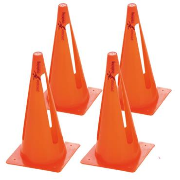 "Precision 15"" Collapsible Cones Set of 4 - Orange"