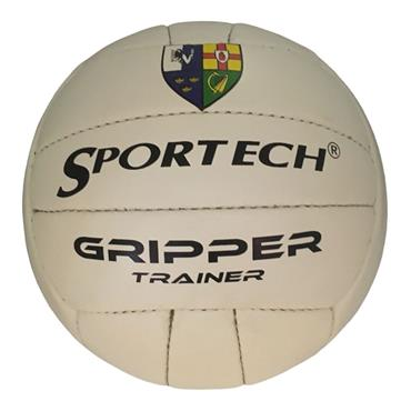 Sportech Gripper Trainer Size 5 - White